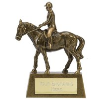 Engraved Equestrian Trophies