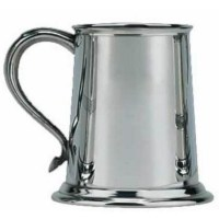 Engraved Tankards