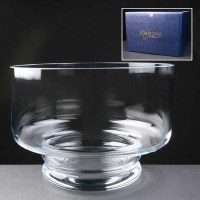Balmoral Glass Heeled Bowl