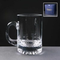 Balmoral glass star based 10oz tankard
