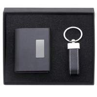 Card Case Key Ring