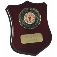 Champion Shield 12.5cm