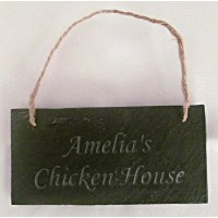 Chicken House Sign