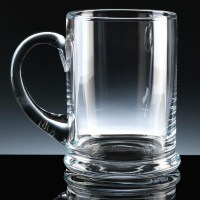 Heeled Glass Tankard