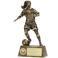 Ladies Football Figure