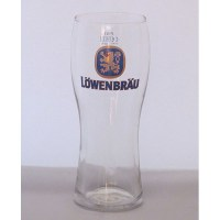 Lowenbrau Glass