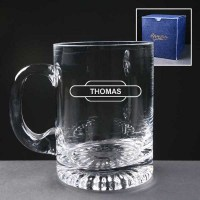 Railway Gift One Pint Glass Tankard