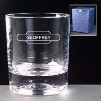 Railway Gift Tumbler Glass
